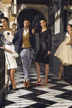 The Editors | Roberto Diz Ball Dresses, Evening Dresses, Just Style, Professional Attire, Editorial Fashion, Ready To Wear, Fashion Photography, Fashion Dresses, Dressing