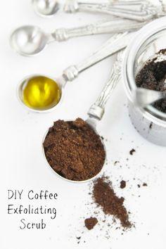 12 Ways to Enjoy Coffee Beyond the Cup (Including this DIY Exfoliating Coffee Scrub)