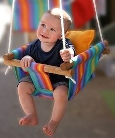baby, toddler and kids swing