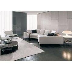 Hamilton Island Minotti sofa for Living room, Built-In Inspiration