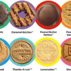 Great recipes for Girl Scout Cookie leftovers - if you're like me I have a little addiction to them :)    http://baking.about.com/od/leftovergscookierecipes/Recipes_for_Leftover_Girl_Scout_Cookies.htm