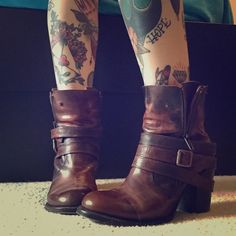 Freebird bama bootie size 9 in cognac It kills me to sell these boots but they are simply too big. Freebird boots are made entirely of leather (leather upper and soles). Size 9 boot but be sure of size since freebird boots have odd sizing. Price is firm. Only worn two times. Cross posted. Freebird by steve madden Shoes Ankle Boots & Booties