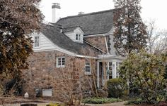 Van Voorhees-Quackenbush-Zabriskie House in Wyckoff is one of the best known Dutch sandstone houses. The original structure dates back to 1740, when it was built out of sandstone and fieldstone by William Van Voorhees. His son Albert operated a store and tavern out of the home; it was sold to Uriah Quackenbush in 1867. The last resident was Grace Quackenbush Zabriskie, who donated the house and property to Wyckoff in 1963.