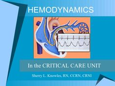 Hemodynamics