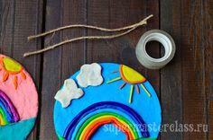 Картины из пластилина для детей