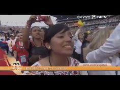 """VIDEO: """"Vive Jesús, el Señor"""", la canción que el Papa Francisco cantó en México"""