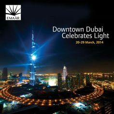 Dubai Lights March 20-29, 2014