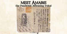 Meet Amabie – the Pandemic defeating Yokai (Spirit) Magick Book, Magick Spells, Witchcraft, Grimoire Book, Healing Spells, Wiccan Witch, Witch Spell, Sea Witch, How To Wear Rings