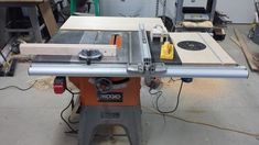 Router table in ridgid r4512 table saw stuff i should build ridgid r4512 table saw 1 my r4512 setup by uminded lumberjocks woodworking community greentooth
