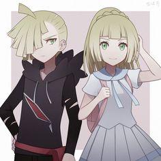 Gladion & Lillie