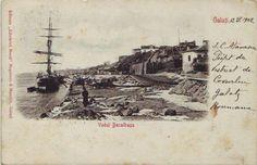 Galati - Vadul Bacalbasa ( actuala zona Elice-Hotel Vega ) - 1902