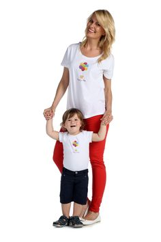 matching mother and babt tshirt Mom And Baby, Baby Boy, White Baby Shoes, Christening Shoes, Mom And Daughter Matching, Personalized Baby Clothes, Matching Family Outfits, Mom Outfits, Cute Baby Clothes