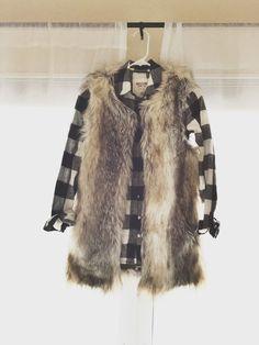 Target Faux Fur Vest
