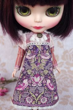 For Mimsy III | Blythe clothes for dolls : tutorial : Kikihalb ♧ Forest~Tales ♧