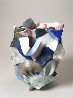 Babs Haenen - modern ceramics  My question is: do ceramics have to be useful?