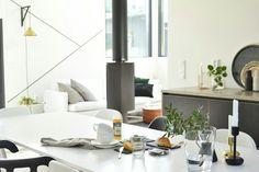 Table Settings, Loft, Table Decorations, Furniture, Home Decor, Decoration Home, Room Decor, Place Settings, Lofts