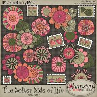 The Softer Side of Life ~ Add-On {by Jumpstart Designs}