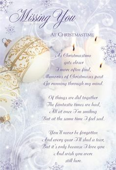 Christmas Card Sayings, Merry Christmas Quotes, Xmas Poems, Christmas Greetings, Prayer Poems, Grief Poems, Anniversary Of Death Quotes, Merry Christmas In Heaven, In Loving Memory Quotes