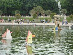 Jardin du Luxembourg. Paris