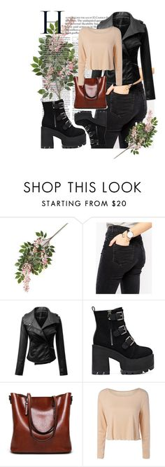 """""""autumn look ♡♡"""" by maggdalene on Polyvore featuring ASOS and contest"""