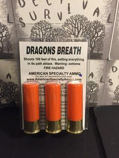 12 Gauge Dragons Breath
