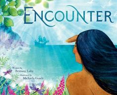 Two people navigate their differences with curiosity and openness in this stunning picture book that imagines the first meeting between an Indigenous fisher and a European sailor. Based on an actual journal entry by French explorer Jacques Cartier from his first expedition to North America in July 1534. This story explores how encounters can create community and celebrates varying perspectives and the natural world.