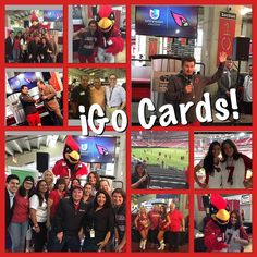 Sé parte de la historia! Únete usando #CasaDeLosCards  UniMás Latino Mix Phoenix Arizona Cardinals