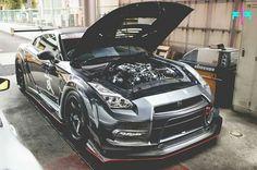 Built GT-R Nismo