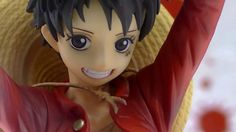 One Piece - Sexy I.R.O. Luffy and Law Figures- Portrait.Of.Pirates (P.O....