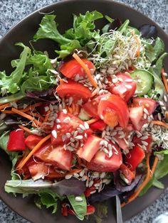 Basic Vinaigrette Salad Dressing Taken from the Beachbody Ultimate Reset 21-Day cleanse.  This basic recipe rocks!