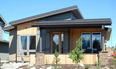 1floor modern natural decorating house (1)