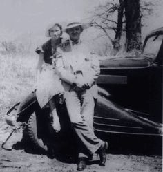 Pics of Bonnie Parker | Bonnie Parker and Joe Palmer