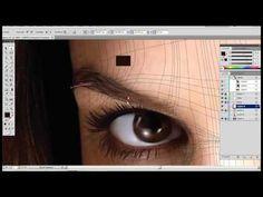 Gradient Mesh illustrator. Rachel Bilson part2. Gradient Mesh, Rachel Bilson, Illustrator Tutorials, Illustration, Design, Illustrations, Character Illustration