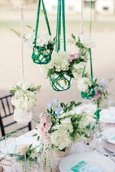 Menus Emerald 1970s Wedding Inspiration    Photo by Jody Savage Photography