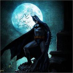 Batman Gotham City Duvet Cover