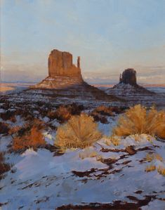 Monument Shadows (Monument Valley) - Darcie Peet