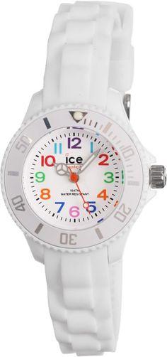 Ice-Watch Mini ¿Conoces los Ice-Watch Mini? Es la colección de relojes que Ice-Watch ha sacado para los más pequeños. Resistentes al agua 100 metros y de colores, son ideales para el verano, para que los niños nunca se despisten de la hora. Ahora que empiezan las Comuniones, ¡es el regalo perfecto! http://www.todo-relojes.com/detalle.asp?codigo=27067 #IceWatch #IceMini #PrimeraComunion