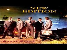 Can You Stand The Rain ~ New Edition