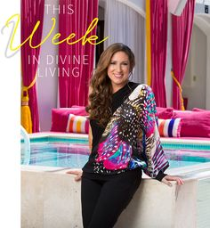 Let this be your time to dazzle.  http://www.divineliving.com/magazine/this-week-in-divine-living-august-w2/