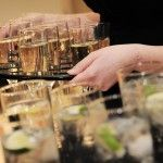champagne reception caterer london, cambridgeshire drinks party catering