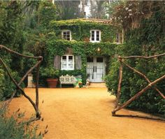 Romantic Homes Magazine | ... Montecito California and was voted one of the ten most romantic homes