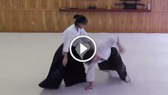 Aikido Women Demonstration-Perfect Technical