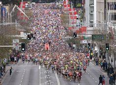 In 80000 a correre a #Sydney, nella tradizione corsa per beneficenza