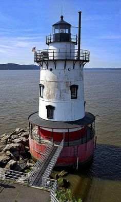 Tarrytown Lighthouse - New York, USA
