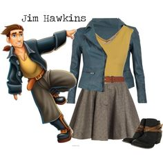 Jim Hawkins (girl) Jim Hawkins (girl) Jim Hawkins (girl) The post Jim Hawkins (girl) appeared first on New Ideas. Disney Bound Outfits Casual, Nerd Outfits, Disney Themed Outfits, Disneyland Outfits, Fandom Outfits, Casual Outfits, Cute Outfits, Casual Cosplay, Cosplay Outfits