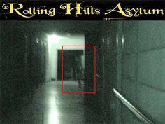 This amazing picture was sent in by Sharon Coyle, owner of the famously haunted Rolling Hills Asylum in East Bethany, New York. I have personally investigated this place and can attest to its creepiness and its reputation as one of the world's most haunted places. http://www.extranormal.eu