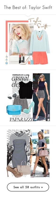 """The Best of: Taylor Swift"" by danielle-nicz ❤ liked on Polyvore featuring Monica Vinader, Stila, BCBGMAXAZRIA, Joseph, Natasha Accessories, Milly, Essie, NARS Cosmetics, Gianvito Rossi and women's clothing"