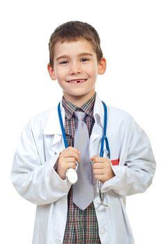 Child Medical Doctor Lab coat for Kids Girls and Boys Long White Natural Uniform Doctor Costume, Nurse Costume, Costume Dress, Kids Lab Coat, Discount Scrubs, Children's Medical, Medical Doctor, White Lab Coat, Lab Coats