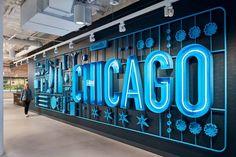 Display Design, Booth Design, Store Design, Wall Design, Design Design, Design Styles, Design Ideas, Wayfinding Signage, Signage Design