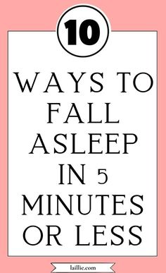 If you struggle to fall asleep at night, then there's quite a high chance that you may experience sleep deprivation. To avoid this, make use of these ten tips on how to go to sleep faster. If you want to learn how to sleep faster, and some tips for sleeping better, then read my blog post! I discuss the 10 ways that have worked for me on how to go to sleep fast. Ways To Sleep, How To Sleep Faster, Sleep Better, Good Sleep, Self Development Books, Development Quotes, Personal Development, Ways To Fall Asleep, Sleep Rituals